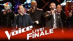 Diamonds On The Soles Of He (The Voice 2015:Live Finale) - Joshua Davis, Adam Levine