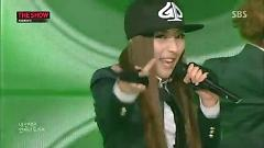 Pika-Burnjuck (140226 SBS The Show All About K-pop) - GP Basic