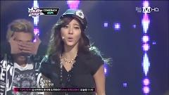 I Wanna Be With You + Dripping Tears (121115 M!Countdown) - Son Dam Bi