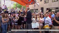 Raging Fire (Live On Today Show) - Phillip Phillips