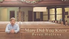 Mary, Did You Know? - Peter Hollens
