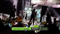 Good Boy (141214 Inkigayo) - G-Dragon, Tae Yang
