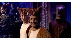 What Does The Fox Say (Live At Late Night With Jimmy Fallon) - Ylvis