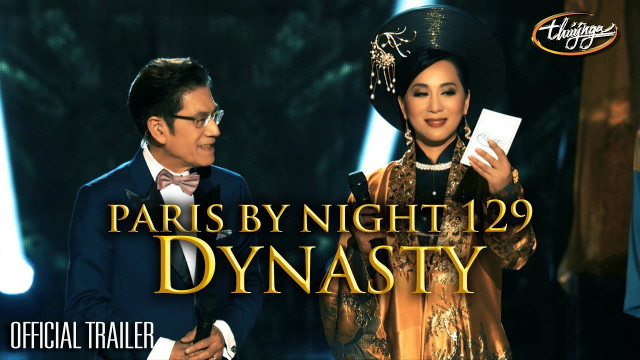 Paris By Night 129 - Dynasty (Official Trailer) - Various Artists