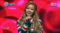 One Step (161110 M Countdown) - Hyorin