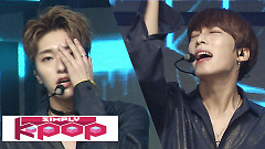 It's Raining (161209 Simply K-Pop) - SNUPER