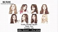 Week (Vietsub) - After School