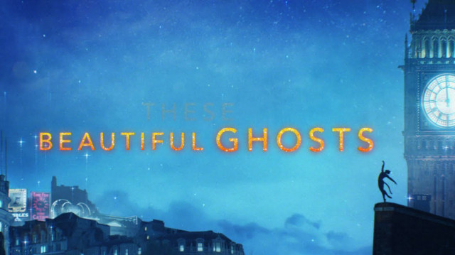 Beautiful Ghosts (Lyric) - Taylor Swift