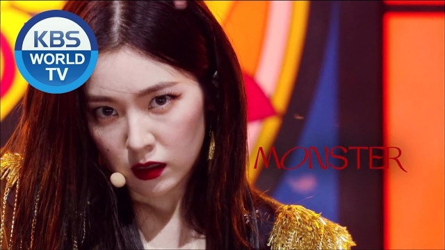 Monster (Music Bank / 10.07.2020) - Irene & Seulgi (Red Velvet)