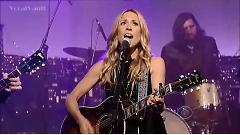 Easy (Live On David Letterman) - Sheryl Crow