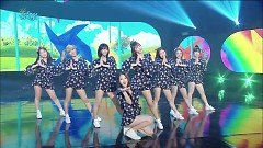 Windy Day (Music Core Stage Mix) - OH MY GIRL