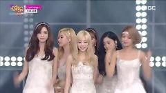 Lion Heart (150912 Music Core) - Girls' Generation (SNSD)