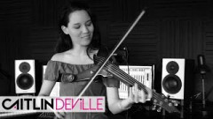 Hey Ma (Electric Violin) - Caitlin De Ville