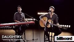 Waiting For Superman (Live Billboard Studio Session) - Daughtry