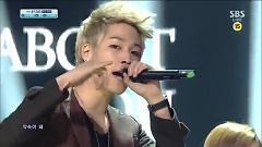 Let's Talk About You (131208 Inkigayo) - M.I.B