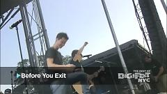 Heart Like California (Live At DigiFest NYC Presented By Coca-Cola) - Before You Exit