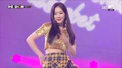 Fri. Sat. Sun (161018 The Show) - Dalshabet