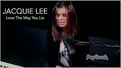 Love The Way You Lie Part II (Rihanna Cover) - Jacquie Lee