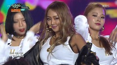 Paradise (161118 Music Bank) - Hyorin