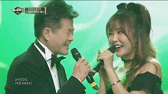 Trot Collab Stage (2016 MGD) - Hong Jin Young, Tae Jin Ah
