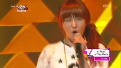 In Front Of The Mirror (130315 Music Bank) - Glam