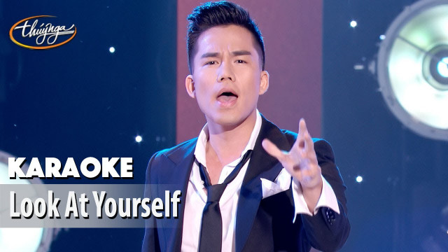 Look at Yourself (Karaoke) - Lê Anh Tuấn