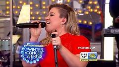 Heartbeat Song (Live On Good Morning America 03-03-2015) - Kelly Clarkson