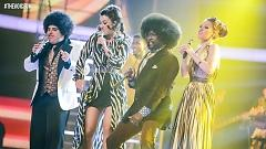 That's The Way (I Like It) / Get Down Tonight (The Voice UK 2015: The Live Semi-Final) - Will.i.am, Sheena McHugh, Vikesh Champaneri