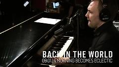 Back In The World (Live On KCRW) - David Gray