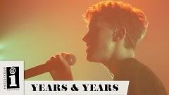King (Live From YouTube Space LA) - Years & Years