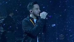 Invisible (Live The Late Late Show) - Linkin Park