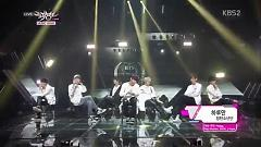 Just One Day (140411 Music Bank) - Bangtan Boys
