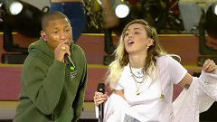 Happy (One Love Manchester) - Pharrell Williams, Miley Cyrus