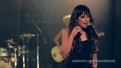 On My Way (Live At Walmart Soundcheck) - Lea Michele
