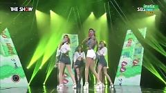 Honey Summer (150714 The Show) - NS Yoon Ji