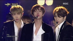 Blood Sweat & Tears + Fire - 2017 First Stage (2016 MGD) - BTS