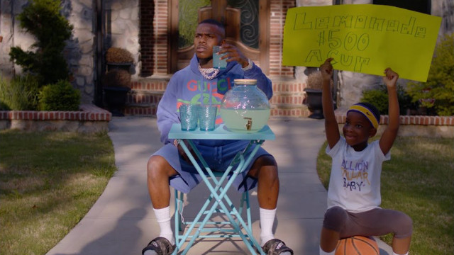 Can't Stop - DaBaby