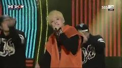 Shake That Brass (150303 The Show) - AMBER