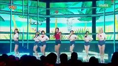 Honey Summer (150704 Music Core) - NS Yoon Ji