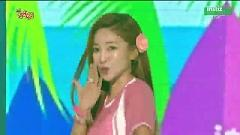 Honey Summer (150725 Music Core) - NS Yoon Ji