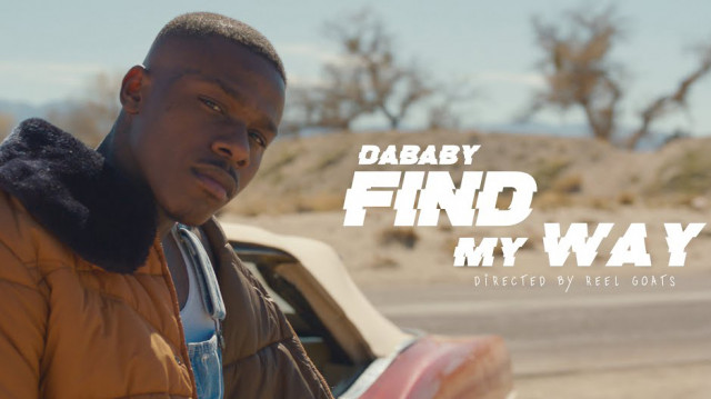 Find My Way - DaBaby