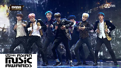 Boy Meets Evil + Blood Sweat & Tears (2016 MAMA) - BTS
