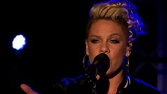What About Us (Live) - Pink