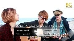 As Long As U Love Me (Vietsub) - Lunafly