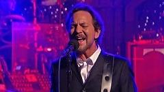 Better Man (Live At David Letterman) - Eddie Vedder