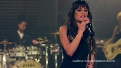 Cannonball (Live At Walmart Soundcheck) - Lea Michele