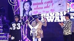 Lương Bích Hữu Được Bạn Trai Khánh Đơn Cầu Hôn Trên Sân Khấu Zing Music Awards 2014 - Khánh Đơn, Lương Bích Hữu