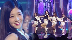 Mr. Potter (161023 Inkigayo) - DIA