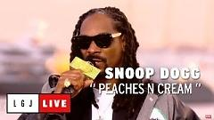 Peaches N Cream (Live At The Grand Journal) - Snoop Dogg