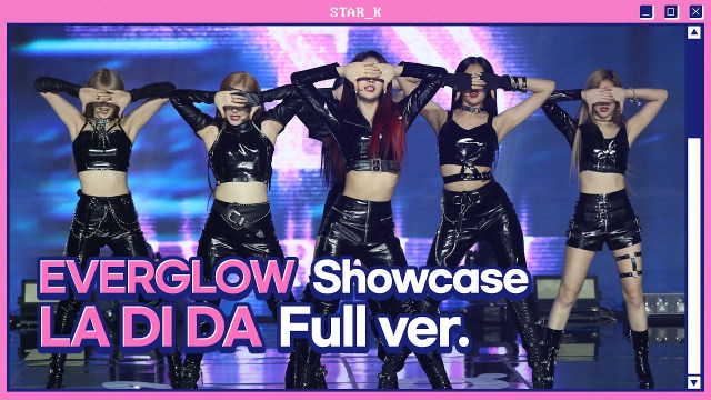 LA DI DA (Stage Ver.) - Everglow